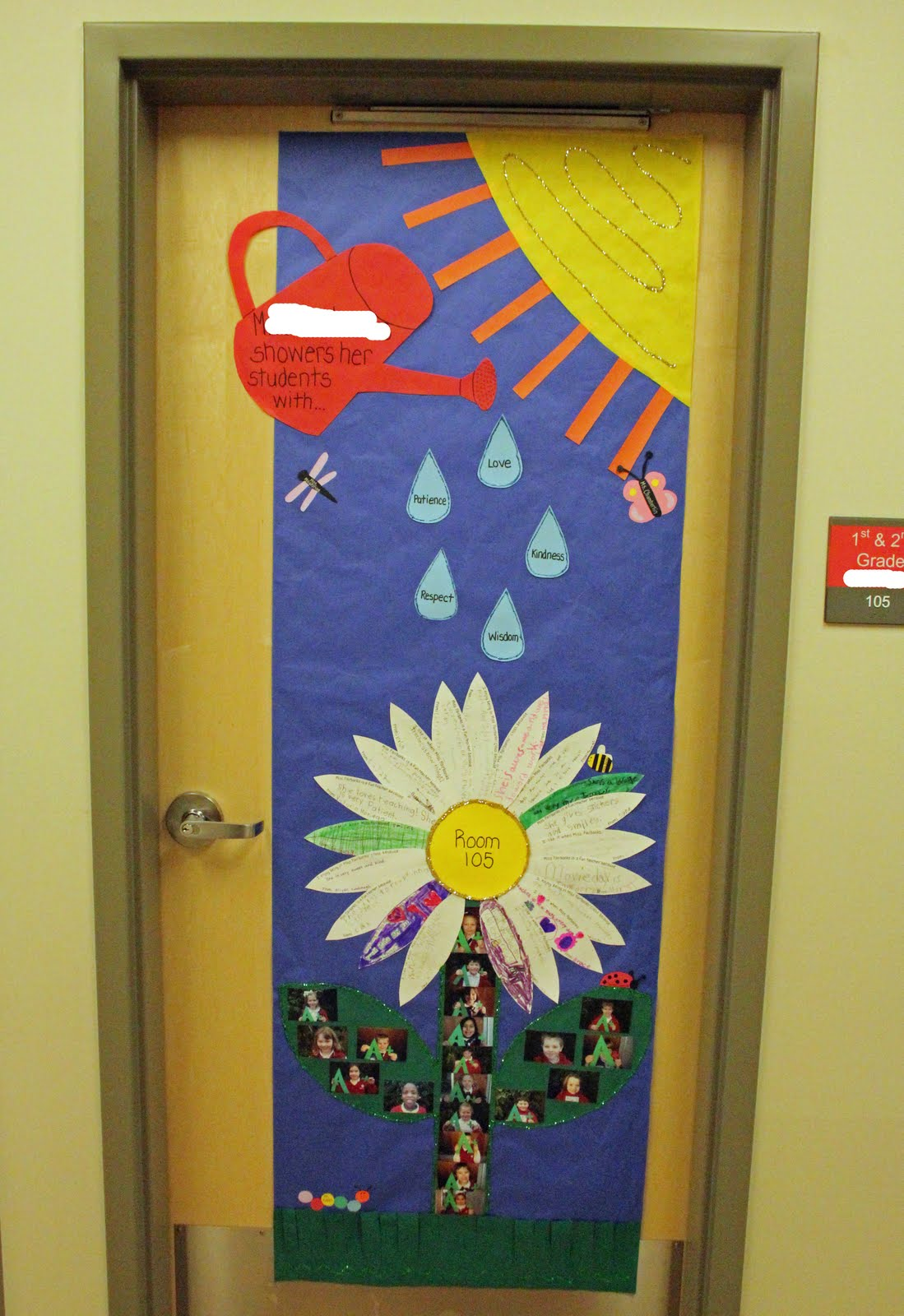 Door decoration for Art room door decoration