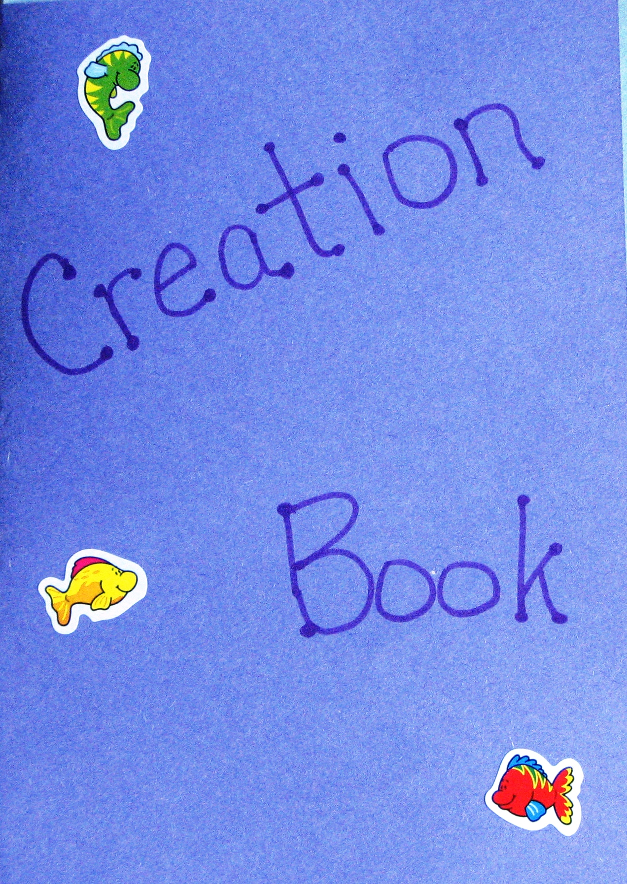 opinions on creation books