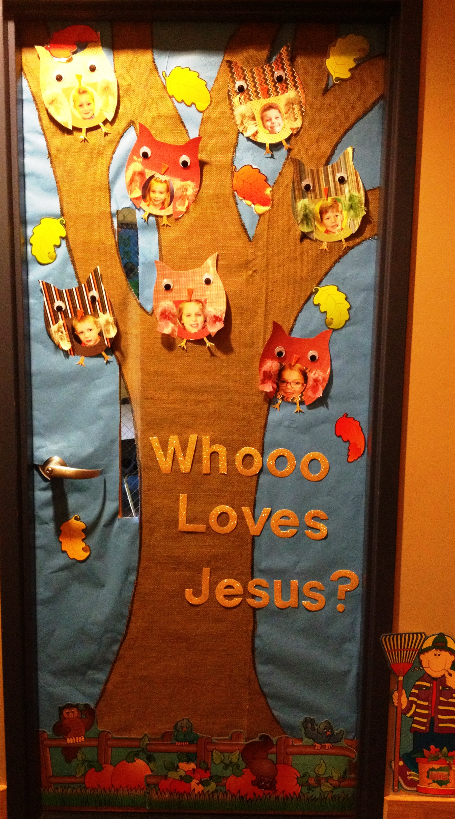 Decorating Classroom Doors - Teaching Help